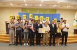Votem to donate 100 million Won to Community Chest of Korea … Joined in 'Honor Society' (사진제공: 보템)