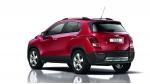 쉐보레의 첫 글로벌 소형 SUV'트랙스(Trax)' (사진제공: 한국지엠)