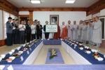 17일 범어사의 동명대학교 장학금 1억원 전달 장면4 (사진제공: 동명대학교)