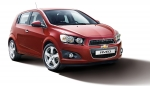 Chevrolet Launches 2013 Aveo