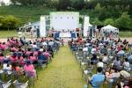 POYF 2012 개회식 모습 (사진제공: 국립평창청소년수련원)