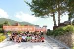'느림의 행복'을 만끽하는 청산도 느린섬 여행학교, 다양한 자연과의 교감 프로그램 진행