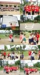 태글리쉬 정선희 캄보디아에 농구장 설치