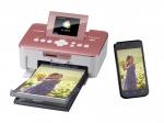 캐논, 와이파이 기능 탑재한 스마트 포토 프린터 '셀피 CP900' 출시