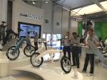 ▲ 만도-마이스터는 독일에서 열린 2012유로바이크에서 신개념의 전기자전거 '만도 풋루스(Mando Footloose)'를 처음 선보였다.