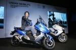 BMW 모토라드(대표: 김효준)는 12일 반얀트리 클럽 앤 스파 서울에서 도시형 '맥시 스쿠터(MAXI Scooter)' BMW C 600 Sport와 BMW C 650 GT를 국내에 공식 출시했다.