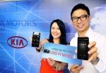 기아자동차는 14일, 고객들이 차 안에서 전화•문자•페이스북 등 스마트폰을 통한 다양한 활동을 할 수 있게 도와줄 스마트폰 전용 앱'UVO Friends'를 출시한다고 밝혔다.