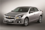 Chevrolet Launches 2013 Malibu
