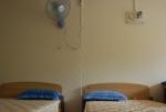 장애인 직업훈련원 여자 기숙사에 옥서스코리아의 산소발생기가 설치된 모습