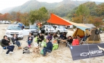 한국지엠주식회사가 20일과 21일 양일간 경기도 가평 휴림 가족 오토캠핑장에서 자연속의 힐링을 주제로 '제 3회 쉐보레 RV힐링 패밀리 오토캠핑'을 개최했다.