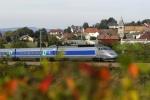 프랑스 떼제베 열차