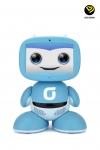 KT의 '에듀테인먼트' 로봇인 키봇2가 굿디자인(GD) 어워즈에서 키즈 부문 한국디자인진흥원(KIDP) 원장상을 수상하고 정부가 공인하는 우수디자인 인증마크를 획득했다. 사진은 키봇2 제품