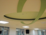 KRX(한국거래소) 어린이집 천정매립형 산소발생기 설치 모습