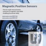 ams (지사장: 이종덕, www.ams.com)가 ISO26262 에 부합하는 자동차 애플리케이션의 혁신적인 안전 기능을 지닌 자기 로터리 위치 센서 제품군을 출시했다.