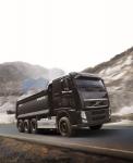 볼보트럭코리아 신형 27톤 트라이뎀 덤프트럭