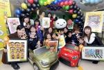 기아자동차㈜는 21일(수) 어린이대공원 내 어린이 교통교육 테마공원인 키즈오토파크에서 '제 6회 어린이 안전 포스터 공모전'의 시상식을 진행했다고 밝혔다.