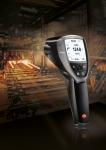 1,500℃ 고온 측정, 광학초점으로 위험한 작업현장서도 안전한 테스토 코리아의 신제품 testo 835