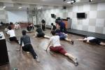 신체훈련 수업중 – 출처:본스타트레이닝센터