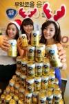 하이트진로음료㈜(www.hitejinrobeverage.com, 대표 강영재)는 27일 무알코올 음료 '하이트제로0.00(hite ZERO 0.00, 하이트제로영점영영)'을 공식 출시한다.