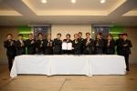 중소기업지원기관 SBA(서울산업통상진흥원)는 지난 23일 DMC CoNet, 단국대학교와 3자 업무협약식을 체결했다.