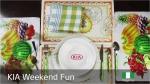 최우수작으로 선정된 'KIA Weekend Fun'의 한 장면