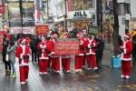 보령시는 지난 21일 서울 명동거리와 강남지역에서 진행한 무창포 해수욕장 홍보활동을 성황리에 마쳤다.