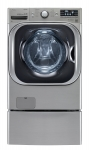 LG'S MEGA-CAPACITY FRONT-LOAD WASHING MACHINE WITH TURBOWASH™ TECHNOLOGY COMES TO CES 2013