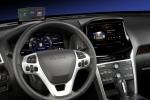 CES 에서 선보인 Delphi 제품이 장착된 Audi 와 Ford 차량