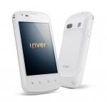 아이리버(대표 박일환, www.iriver.co.kr)가 올해 첫 신제품으로 자급제 스마트폰 '아이리버 ULALA(모델명 I-K1)'을 새롭게 출시했다.
