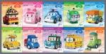 서울지방우정청(청장 이승재)은'로보카 폴리'를 소재로 한 한국의 캐릭터 시리즈우표(세 번째 묶음)를 3. 12.(화)부터 전국 우체국에서 판매한다고 밝혔다.