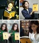 MBC스포츠플러스 정주희 ,조민주 아나운서와 방송인 장유진 ,MBN 백경아 기상캐스터 (사진제공: 더브)
