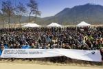 BMW 코리아(대표: 김효준)의 모터사이클 부문인 BMW 모토라드는 지난 23일, 경상북도 상주시 경천섬 일대에서 'BMW 모토라드 시즌 오프닝 투어 2013'을 열었다.