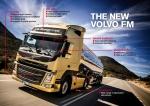 볼보트럭,  버밍엄 상용차 박람회에서 신형 볼보 FM 시리즈 세계 최초 공개