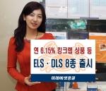 미래에셋증권 ELS·DLS 8종 출시