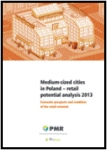 Medium-sized cities in Poland - retail potential analysis 2013