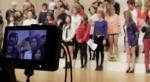 2012년 11월 '지구를 사랑하면 행동하라' 공익캠페인송 윤일상 작곡 'Beautiful World' M/V 촬영현장