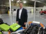 미국 투자이민을 진행하고 있는 하이브리드 전기차 알트이사 존 토마스 대표