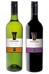 iCOOP생협에서 5월 8일부터 전국 자연드림 매장에서 판매중인 세계 최초 공정무역 와인인 탄디와인 레드와 화이트.