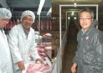 종로상회는 무항생제 비육후기 사료를 먹인 돼지 생고기를 사용한다.
