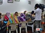 CNN 2   CNN Freedom Project   The Fighters   Cecilia Flores-Oebanda      , Manny Pacquiao       .