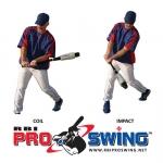 RBI PRO SWING은 자세 교정뿐 아니라 빠른 손목, 팔 과 상체의 파워를 길러줄 뿐 아니라 '오디오 피드백'으로 연습을 더욱 즐겁게 해준다