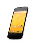 LG INTRODUCES NEW NEXUS 4 WHITE (사진제공: LG전자)