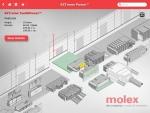 한국몰렉스가 태블릿 사용자들이 90여 가지의 몰렉스 제품군을 신속하게 확인할 수 있도록 돕는 새로운 앱을 출시했다.