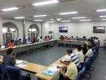 2013년 6월 13일(목) 오전11시, 시민자원봉사 활성화와 자원봉사 문화의 네트워크를 형성하고자 주민자치의 자원봉사위원회 간담회가 고양시자원봉사센터 주최로 진행되고 있다.