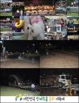 대한민국 반려동물문화 대축제 행사가 끝난 이후 살수차가 현장을 깨끗이 정리하고 있다.
