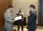 SG&G(코스닥, 040610)의 이의범 회장이 대통령 표창을 받았다.