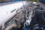 대우조선해양이 독자 개발한 고압 천연가스 연료 공급 장치의 모습