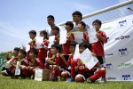 제이앤케이사이언스가 주최하고 강신우축구교실이 후원하는 에코후레쉬배 2013년 전국유소년축구대회가 경기도 하남시에서 열렸다.