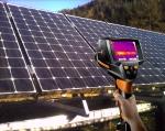 신재생에너지 기술을 첨단으로 관리할 수 있는 열화상 카메라 testo 875i