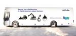 두산은 올해도 디 오픈 챔피언십 (일명 브리티시 오픈)'을 후원하고 브랜딩 버스를 통해 두산의 브랜드와 비즈니스를 현지인 및 세계 각국 방문객들에게 알린다